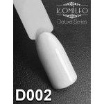 Gel Polish Komilfo Deluxe Series №D002, 8 ml.