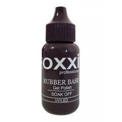 RUBBER BASE 30 ml OXXI