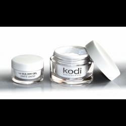 UV Builder gel White Snow 14 ml. Kodi Professional