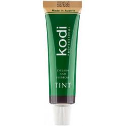 Paint for eyebrows and eyelashes, GRAPHITE 15 ml. Kodi Professional