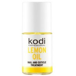 "Cuticle oil ""Lemon"" 15 ml. Kodi Professional"
